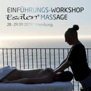 Esalen® Massage Einfuehrungskurs 2